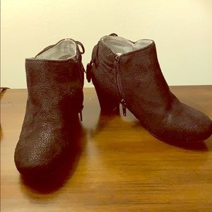 Childs' ankle bootie
